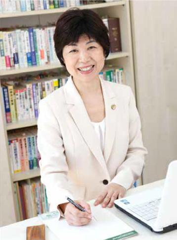 離婚相談ができる大阪の弁護士 田中史子